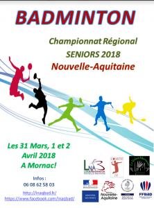 Champ Régional Adultes 2018